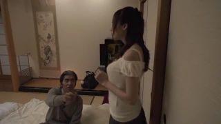 JURIAジュリア 爆乳エロ動画 スケベ人妻JURIAが義父相手に自らの体を捧げる・・・