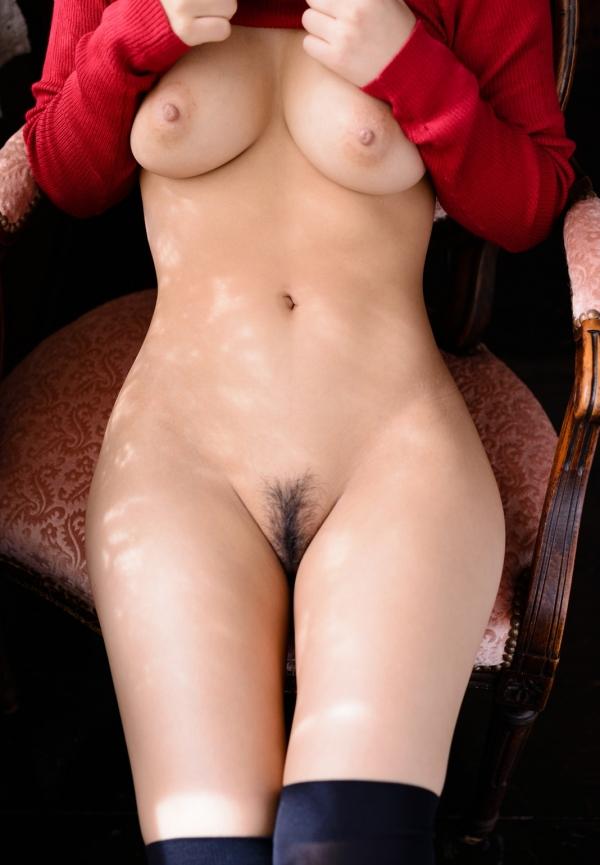 スレンダー巨乳画像 細身のデカパイ美女130枚の032枚目