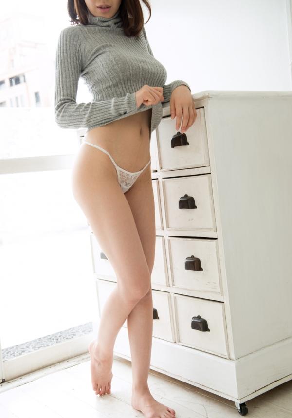スレンダー巨乳画像 細身のデカパイ美女130枚の089枚目