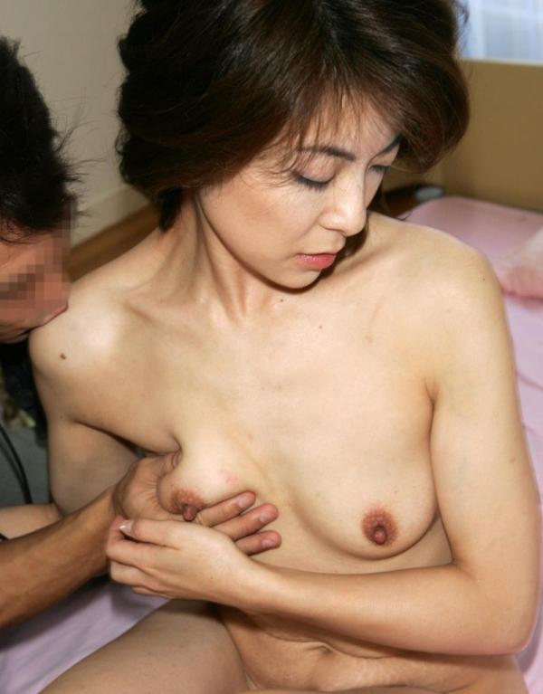 四十路熟女 性欲の強いおばさん達のエロ画像60枚の027枚目