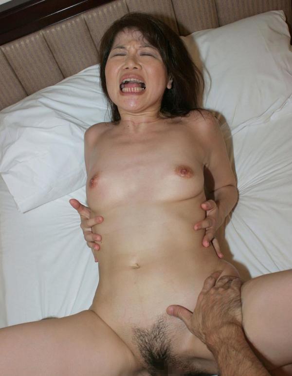 40代熟女エロ画像 セックスレスの奥様が久しぶりにセックス60枚の2