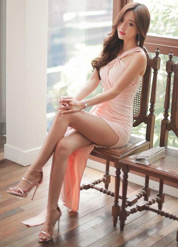 GIFあり 韓国のエロくて綺麗なお姉さんの画像