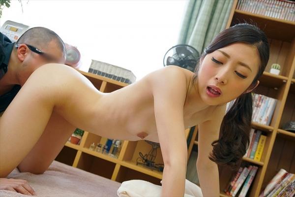 30代美熟女 阿部栞菜 微乳スレンダー美女エロ画像82枚のc11枚目
