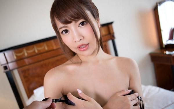 愛華みれい スレンダー巨乳美女セックス画像110枚の041枚目