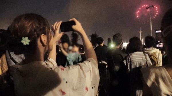 スリム美巨乳美女 愛瀬るか(咲野の花) エロ画像100枚のc02枚目