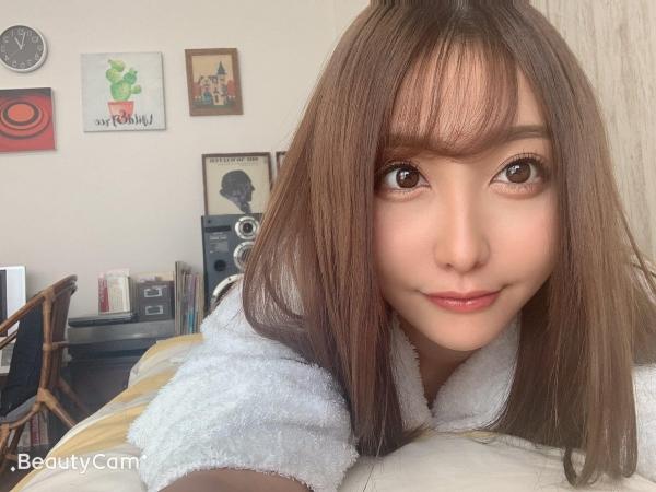 愛瀬るか(咲野の花)スレンダー美巨乳美女エロ画像56枚のa03枚目