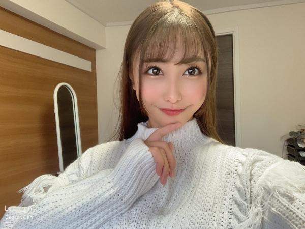 愛瀬るか(咲野の花)スレンダー美巨乳美女エロ画像56枚のa04枚目
