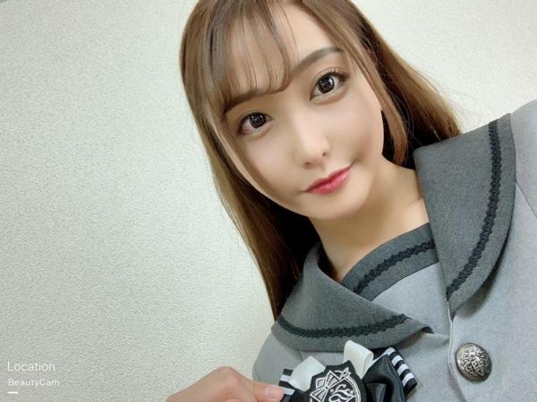 愛瀬るか(咲野の花)スレンダー美巨乳美女エロ画像56枚のa07枚目