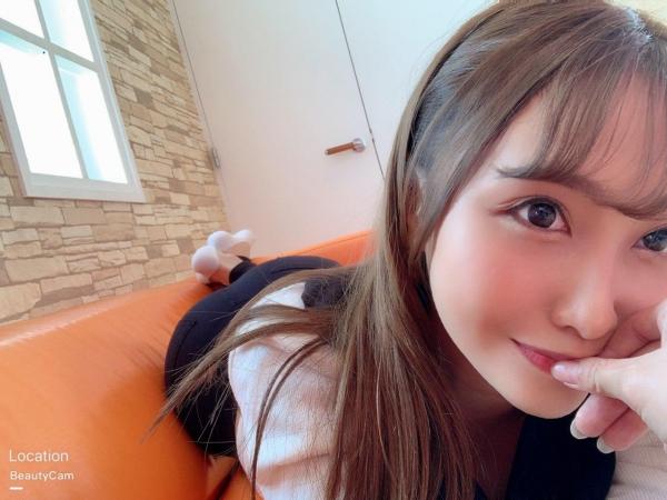 愛瀬るか(咲野の花)スレンダー美巨乳美女エロ画像56枚のa08枚目