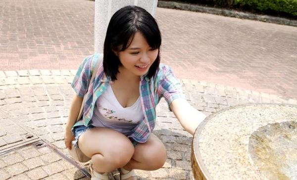 相澤ゆりな チビで細身な巨乳娘のSEX画像90枚の018枚目