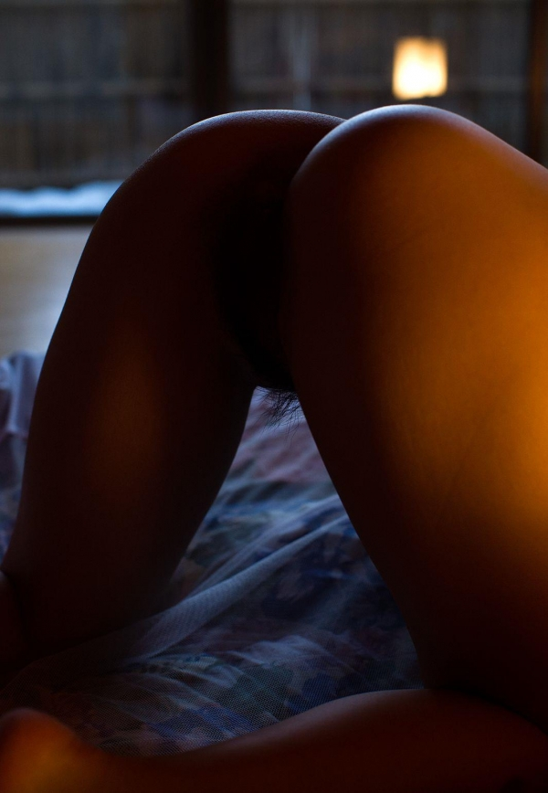 襦袢エロ画像 赤い肌衣の和服美女102枚の57枚目