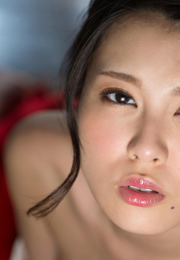 赤い襦袢の美女エロ画像 和装のセクシーランジェリー100枚の82枚目