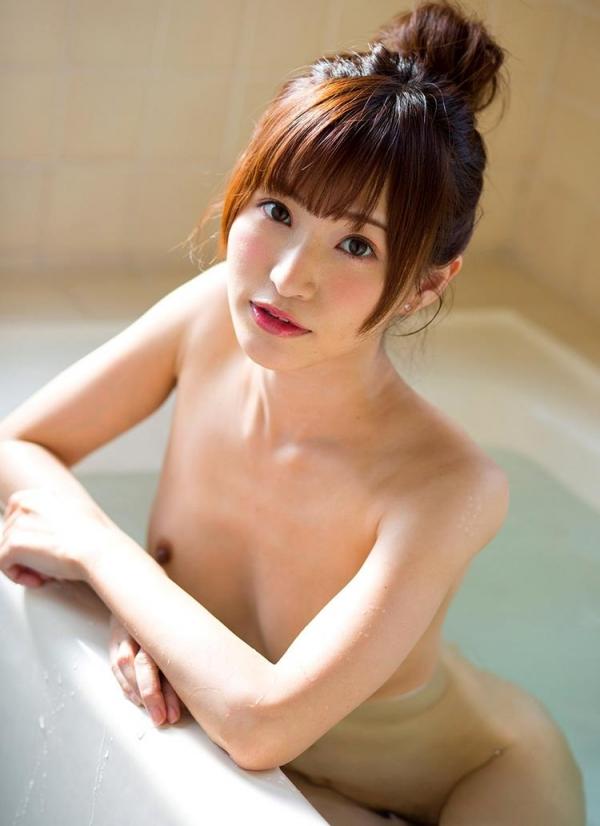ちっぱいの 天使もえ が全裸で入浴中のエロ画像52枚のa008枚目