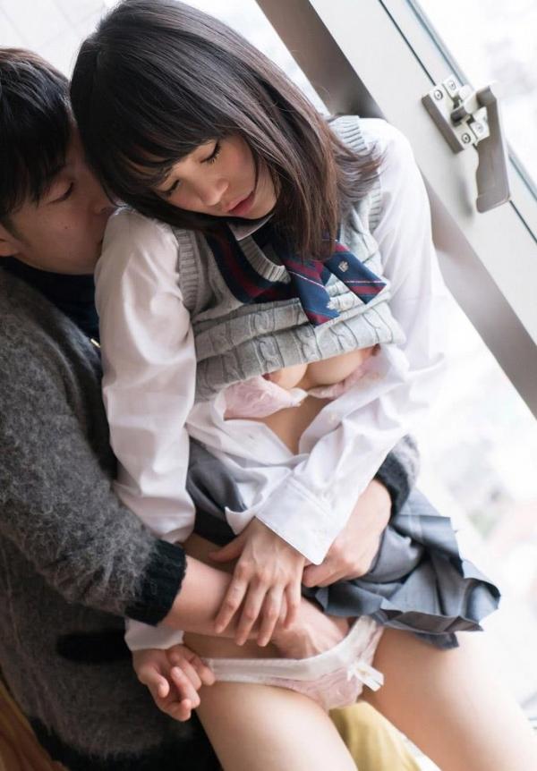 女子高生エロ画像 制服JKの初々エッチ2