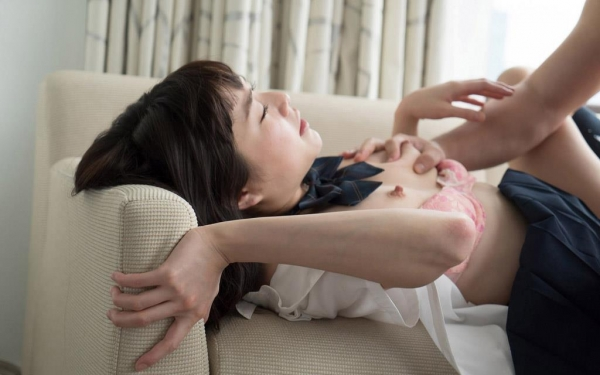 女子高生エロ画像 制服JKの初々エッチ105枚のb010番