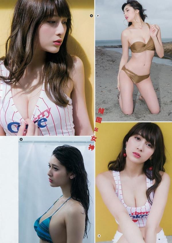 アンジェラ芽衣 10頭身の美エロボディ水着画像40枚のb012枚目