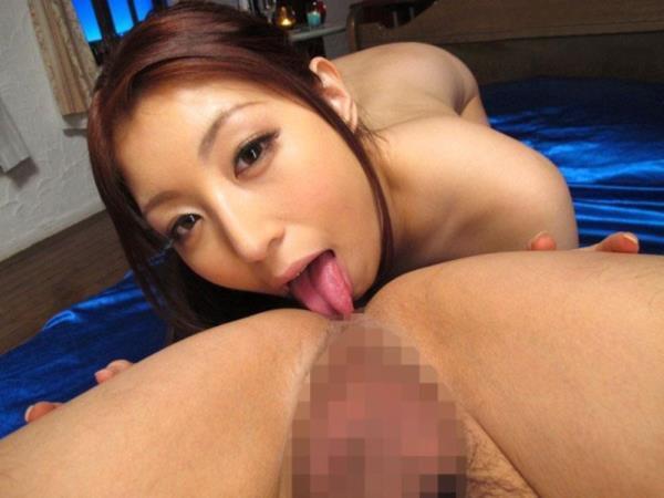 アナル舐め画像 女の子が男の肛門をペロペロ舐めてる70枚の26枚目