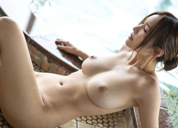 AV女優葵 美巨乳パイパン美女ヌード画像120枚の1