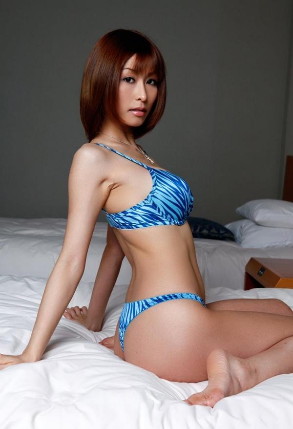 懐かしのエロス 朝日奈あかり スレンダー美巨乳美女エロ画像70枚の012枚目