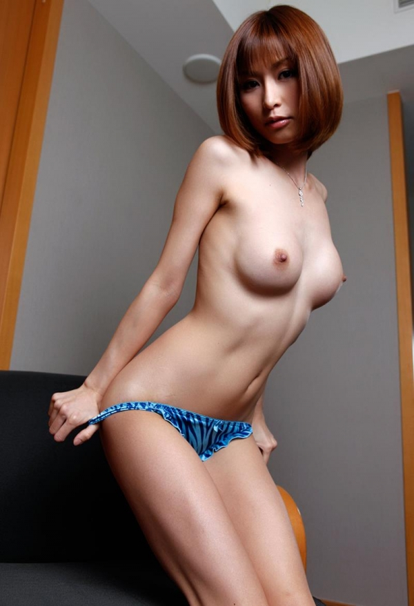 懐かしのエロス 朝日奈あかり スレンダー美巨乳美女エロ画像70枚の013枚目