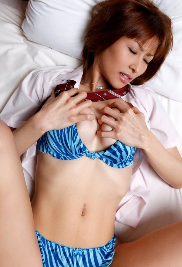懐かしのエロス 朝日奈あかり スレンダー美巨乳美女エロ画像70枚の017枚目