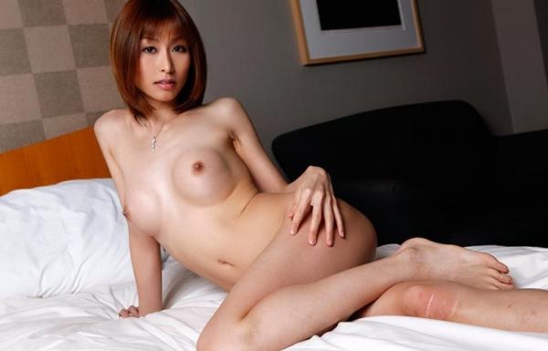 懐かしのエロス 朝日奈あかり スレンダー美巨乳美女エロ画像70枚の1