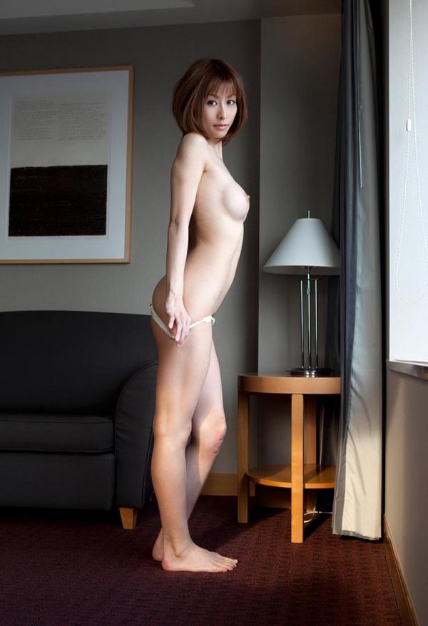 懐かしのエロス 朝日奈あかり スレンダー美巨乳美女エロ画像70枚の037枚目