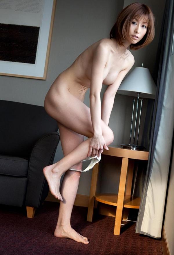 懐かしのエロス 朝日奈あかり スレンダー美巨乳美女エロ画像70枚の038枚目