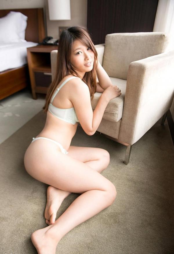 浅倉結衣 まん丸美尻のEカップ乳美女エロ画像63枚のa001枚目