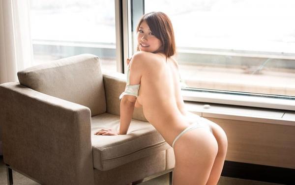 浅倉結衣 まん丸美尻のEカップ乳美女エロ画像63枚のa003枚目
