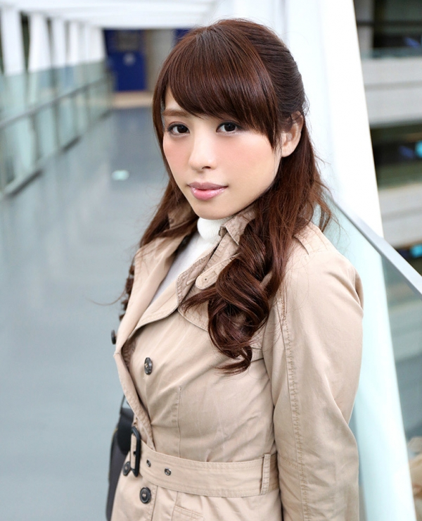 麻生沙奈(杉本綾香)B93巨乳美女エロ画像80枚のa01枚目