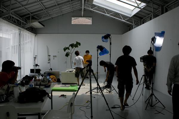 AV撮影現場画像60枚の07枚目