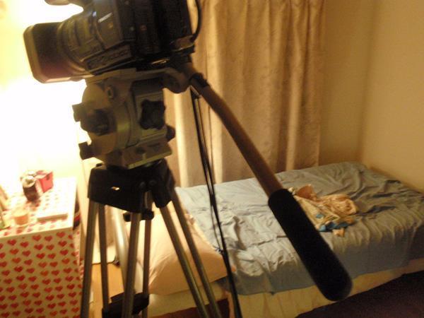 AV撮影現場画像60枚の30枚目