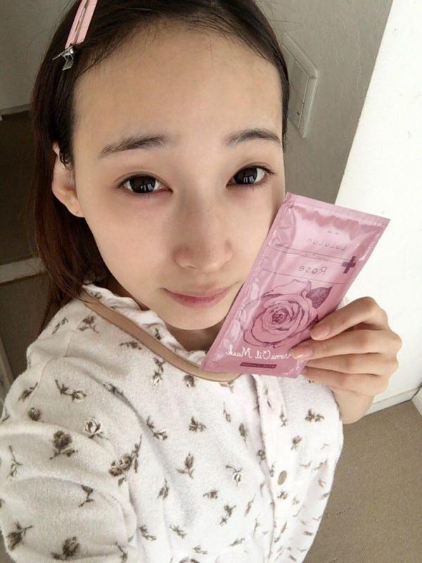 AV女優すっぴん画像 可愛いサッパリ素顔19人60枚の01枚目