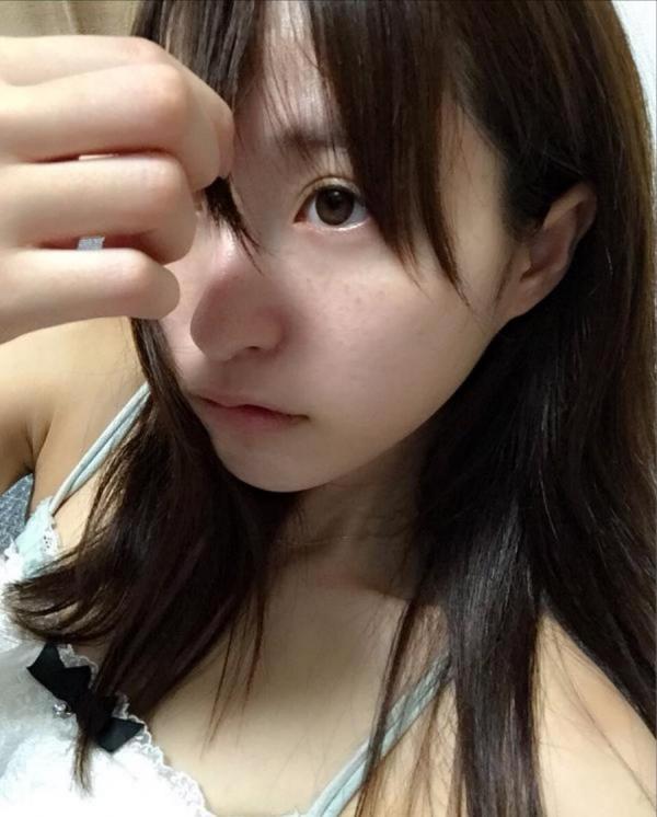 AV女優すっぴん画像 可愛いサッパリ素顔19人60枚の07枚目