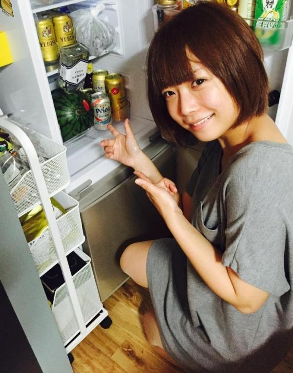 AV女優すっぴん画像 可愛いサッパリ素顔19人60枚の14枚目