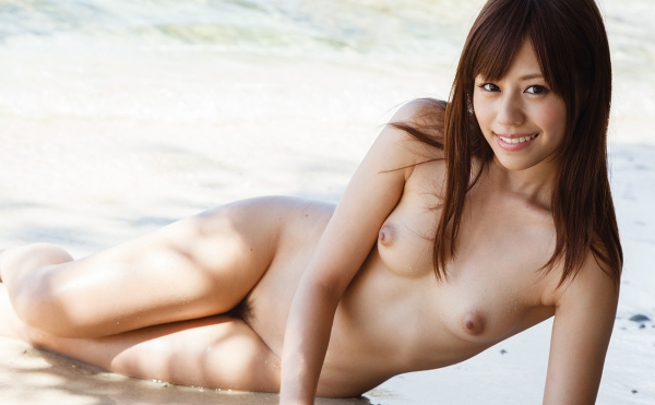 AV女優すっぴん画像 可愛いサッパリ素顔19人60枚の60枚目