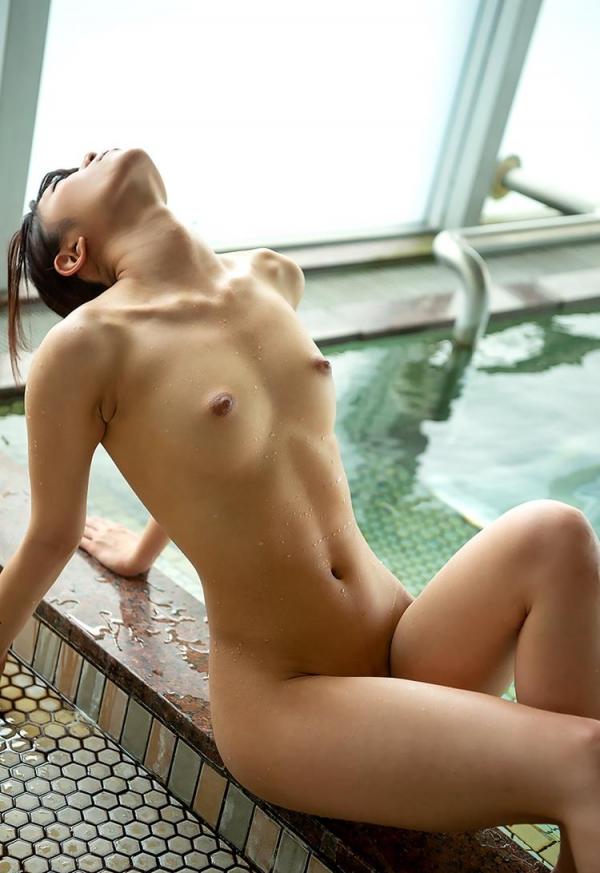 阿由葉あみ(あゆはあみ)くびれ美少女ヌード画像110枚の047枚目