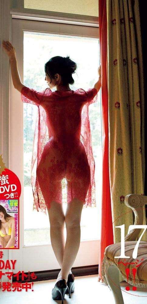 壇蜜ヌード画像 妖艶なアラフォー熟女の美裸身40枚の014枚目