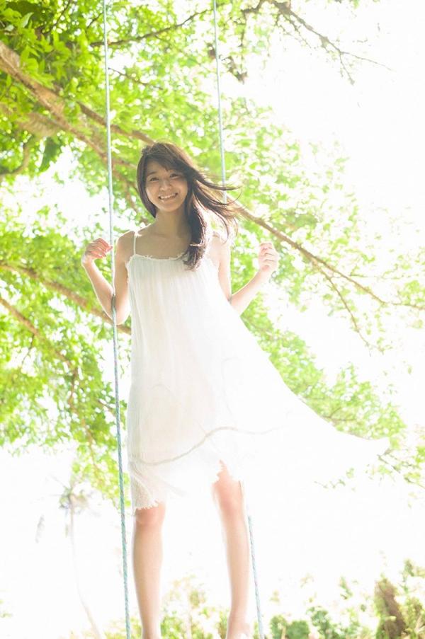 傳谷英里香(でんやえりか)の初脱ぎ!アイドル水着画像100枚の027枚目