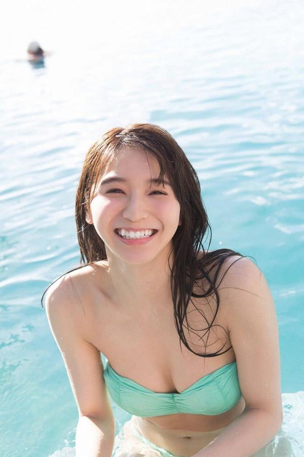 傳谷英里香(でんやえりか)の初脱ぎ!アイドル水着画像100枚の057枚目