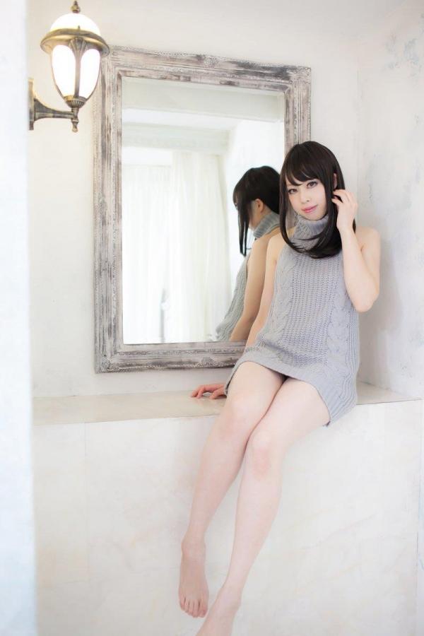 童貞を殺すセーターにハマる自撮り女子画像75枚のa040番