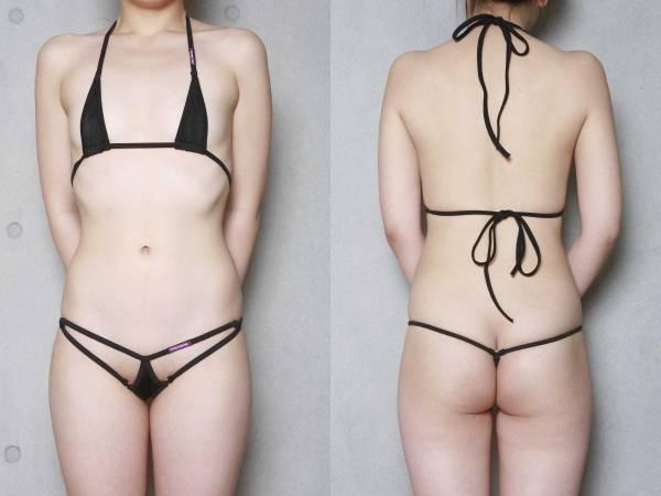 裸よりもエロいマイクロビキニやスケスケ水着の画像30枚の020枚目