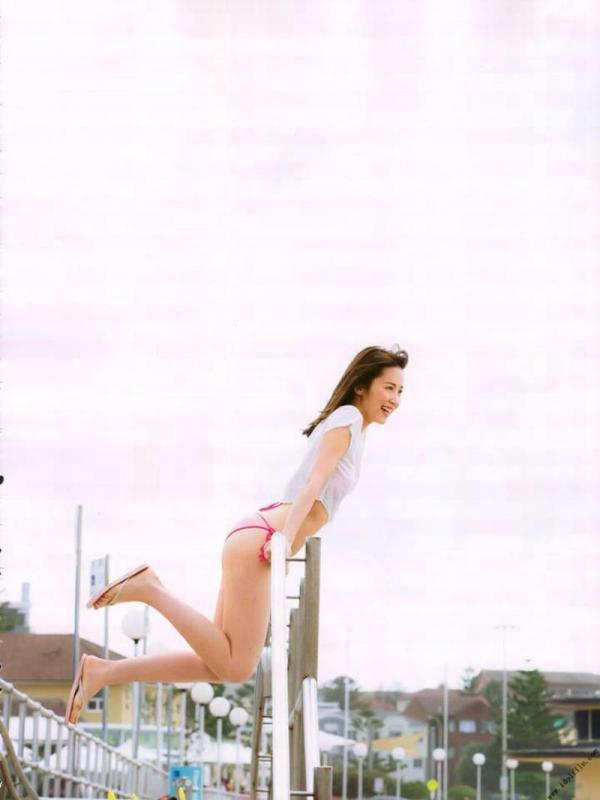 乃木坂46 衛藤美彩 デカパイ水着セミヌード画像60枚の21番