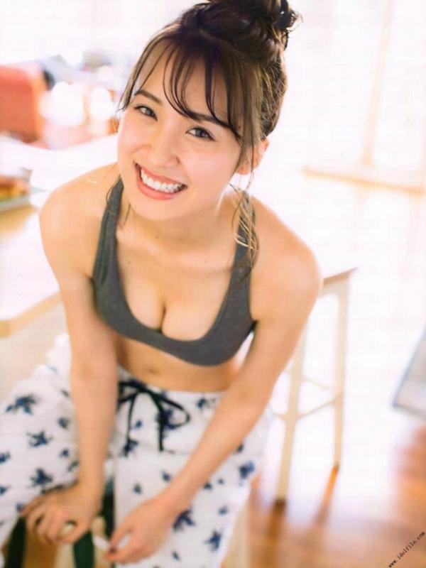乃木坂46 衛藤美彩 デカパイ水着セミヌード画像60枚の50番