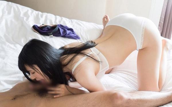 藤波さとり(幸田ユマ)清楚系の黒髪スリムな美女エロ画像53枚のa018枚目
