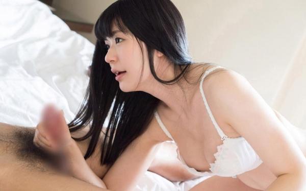 藤波さとり(幸田ユマ)清楚系の黒髪スリムな美女エロ画像53枚のa019枚目