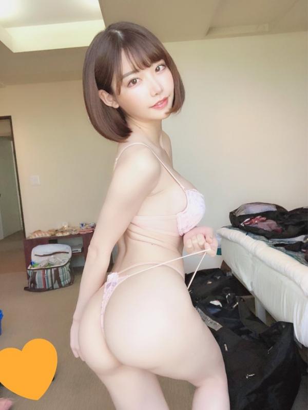 深田えいみ 美形のスレンダー巨乳美女エロ画像56枚の2