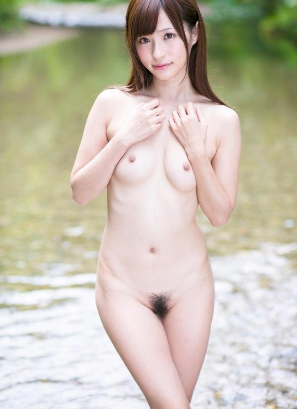 全裸画像 スレンダー美女達のフルヌード130枚の001枚目