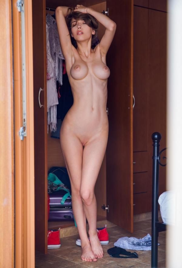 全裸画像 スレンダー美女達のフルヌード130枚の2